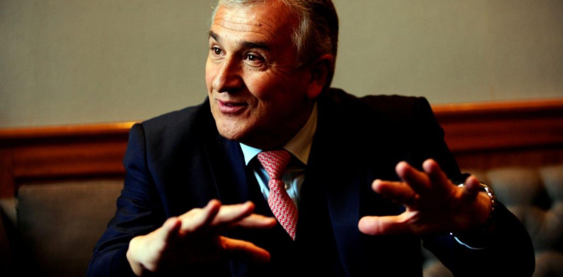 Morales raspa la olla de los fondos provinciales