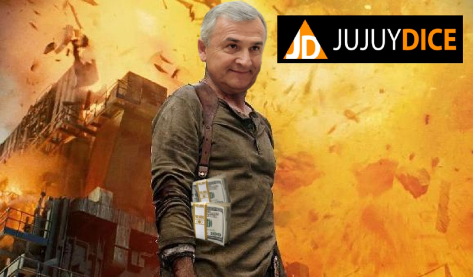 Meme: Duro de Cobrar (la deuda impagable de Morales)