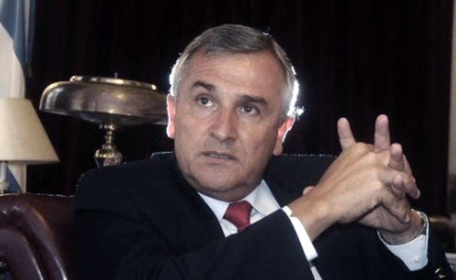 Jujuyzuela: el Ejecutivo podrá manejar fondos de los tres poderes del estado