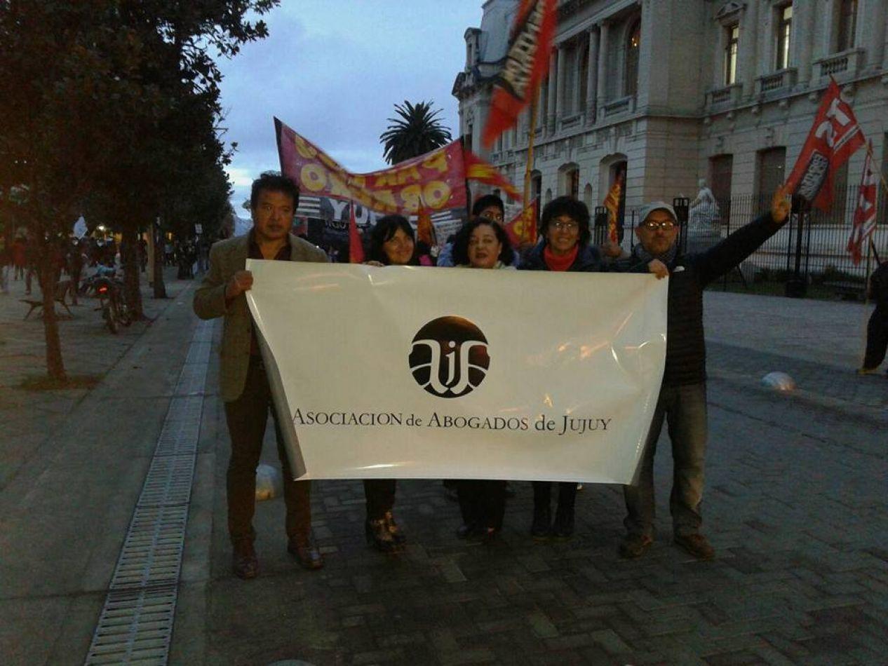 Foto: Asociación Abogados de Jujuy