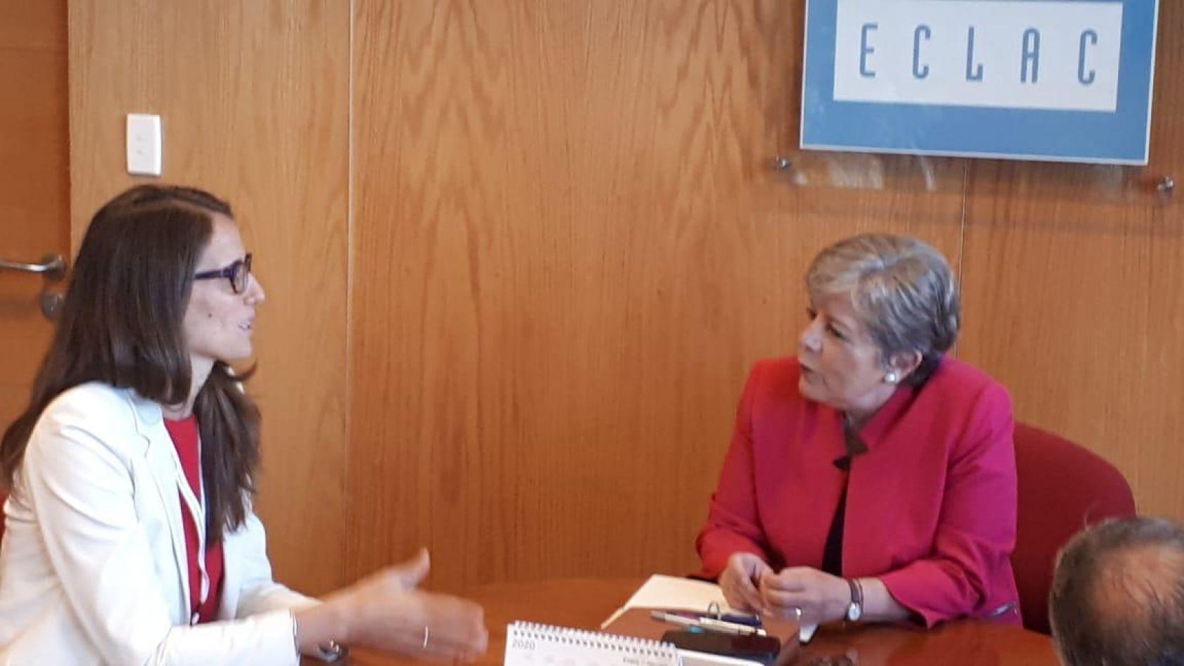 El Ministerio de las Mujeres construirá un mapa del trabajo femenino no remunerado, junto a la CEPAL