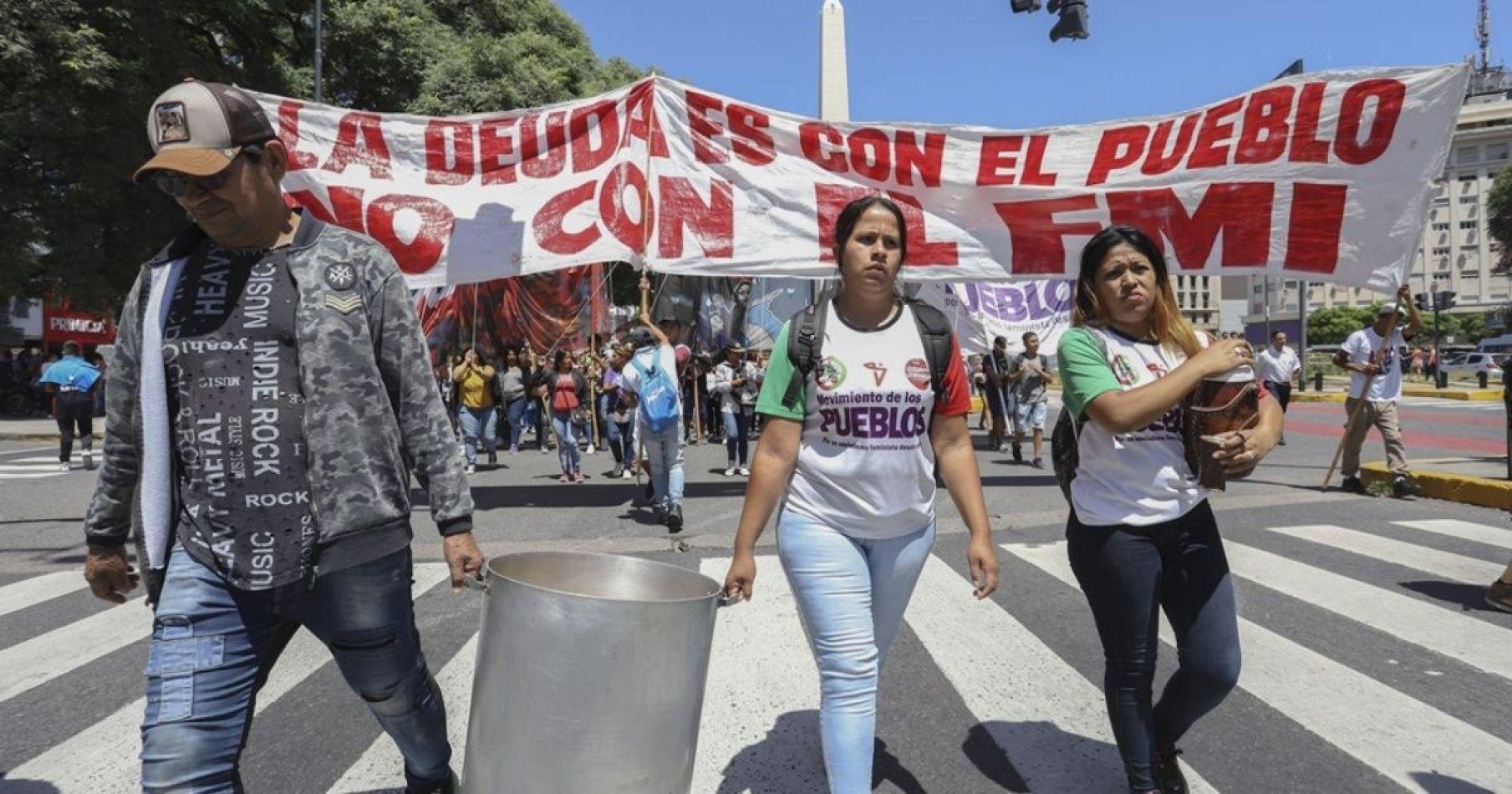 La deuda argentina debe ser desconocida