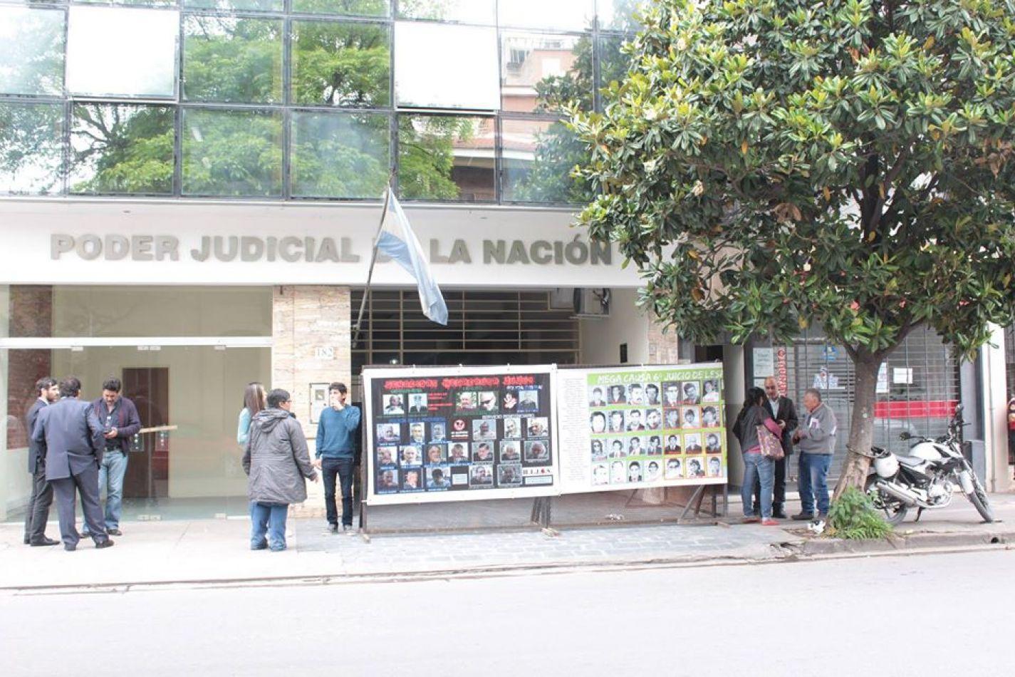foto Hijos Jujuy, archivo Mega causa