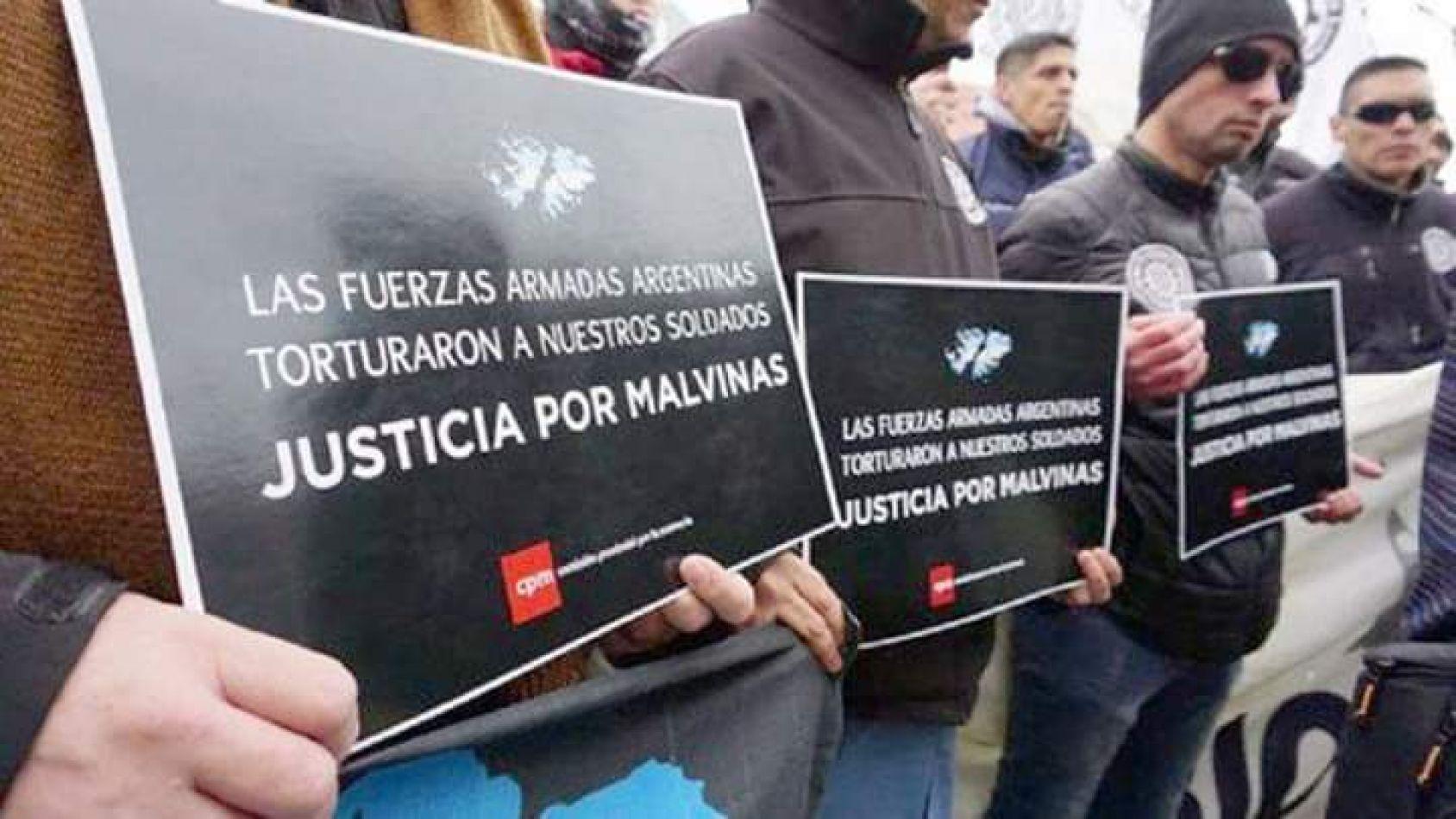Procesan por primera vez a cuatro militares por imposición de torturas a soldados en la guerra de Malvinas