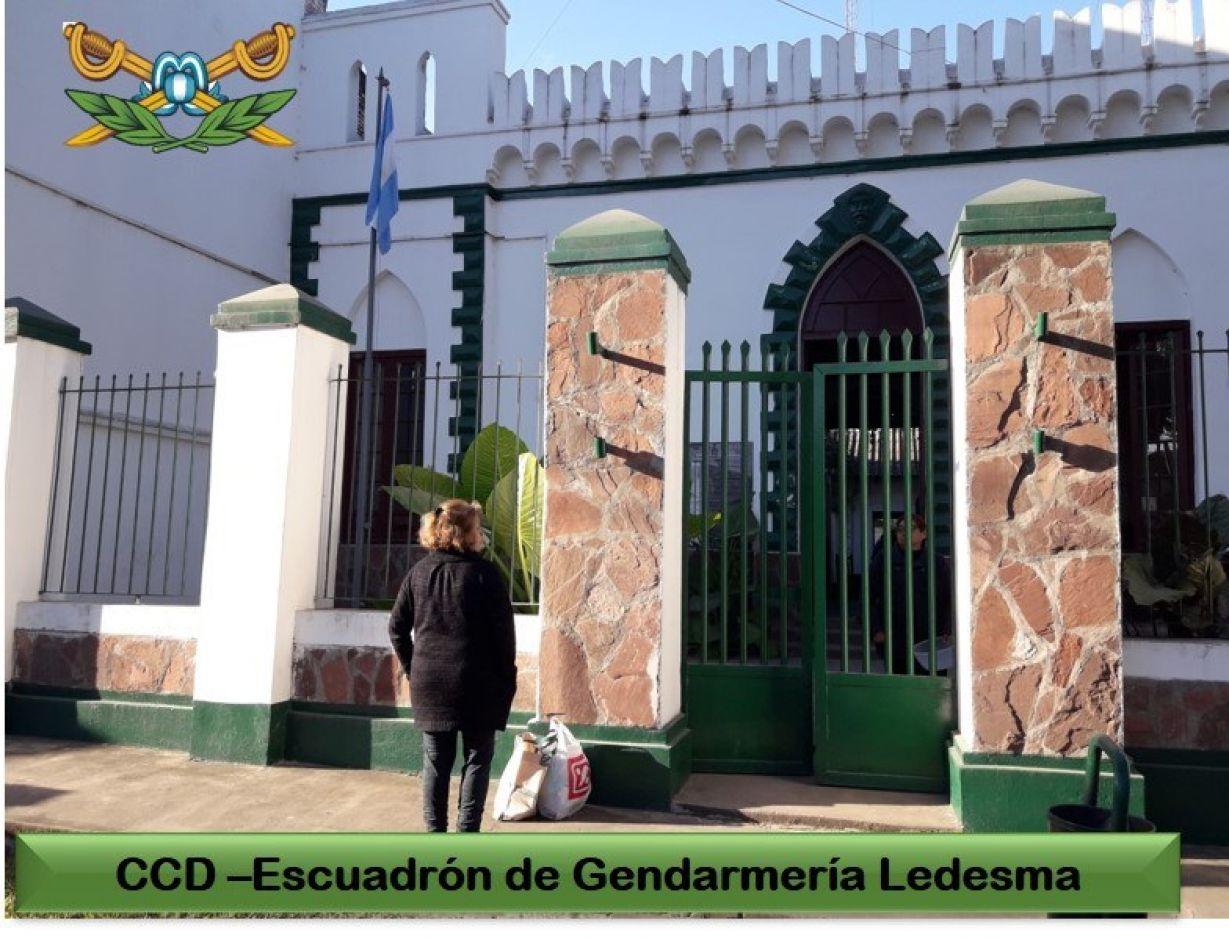 Gendarmería Nacional: El Perro Guardián del Ingenio Ledesma