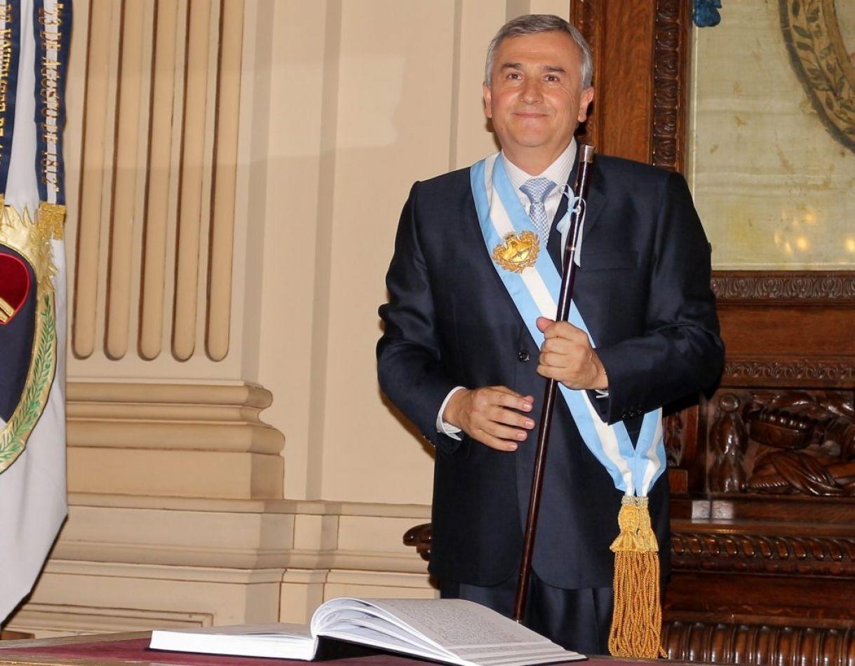 Según Morales el presidente no avala el proyecto de intervención de la justicia