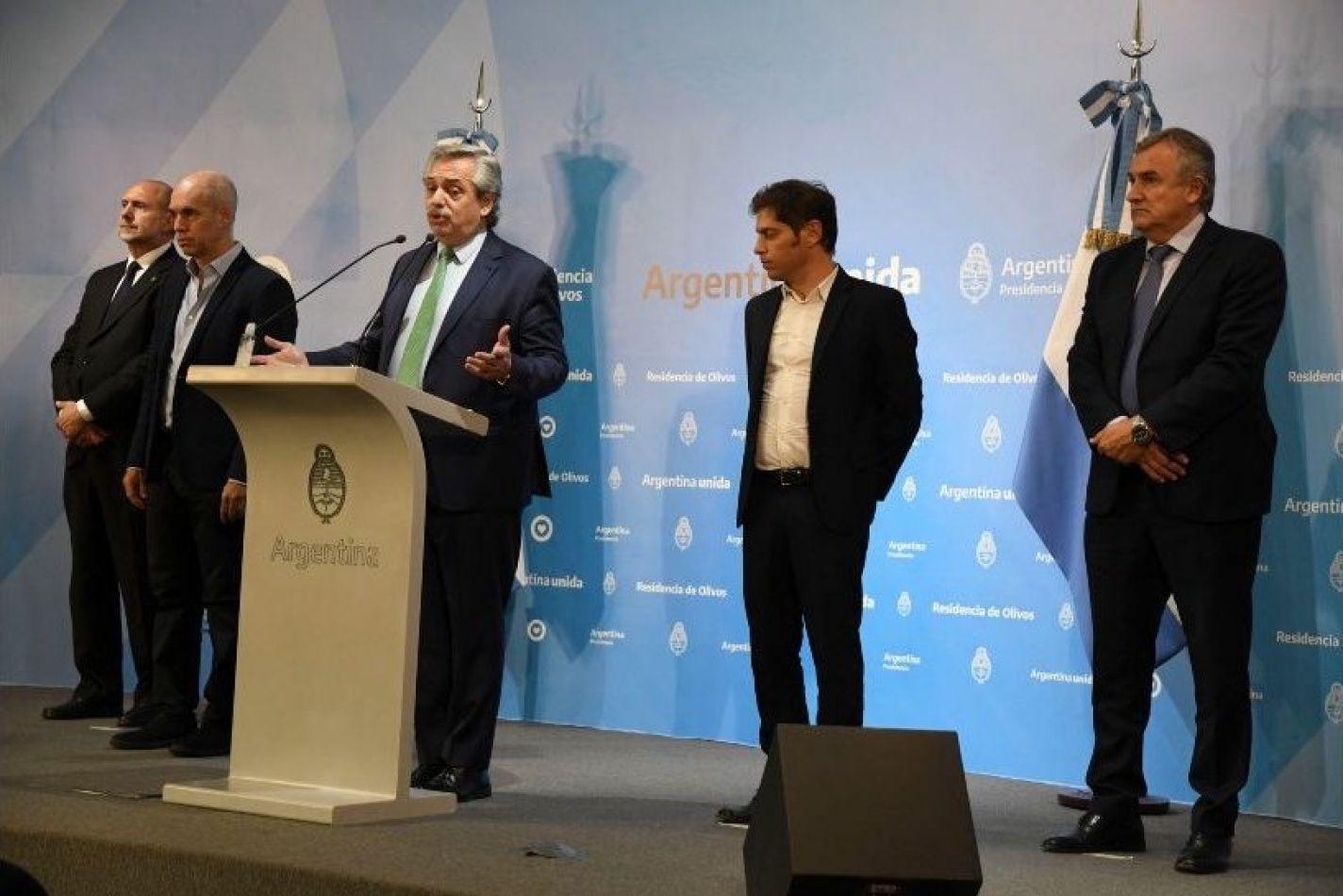 El decreto presidencial dispone aislamiento obligatorio, pero tuvo una interpretación particular en Jujuy.