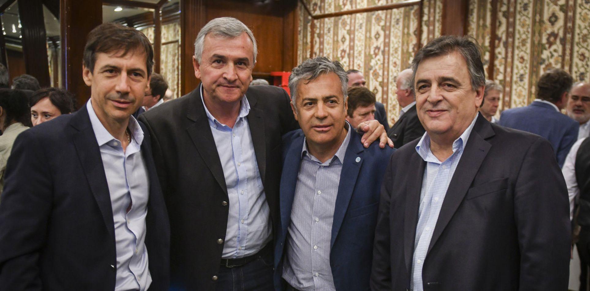 Imagen de archivo: Naidenoff, Morales, Cornejo y Negri