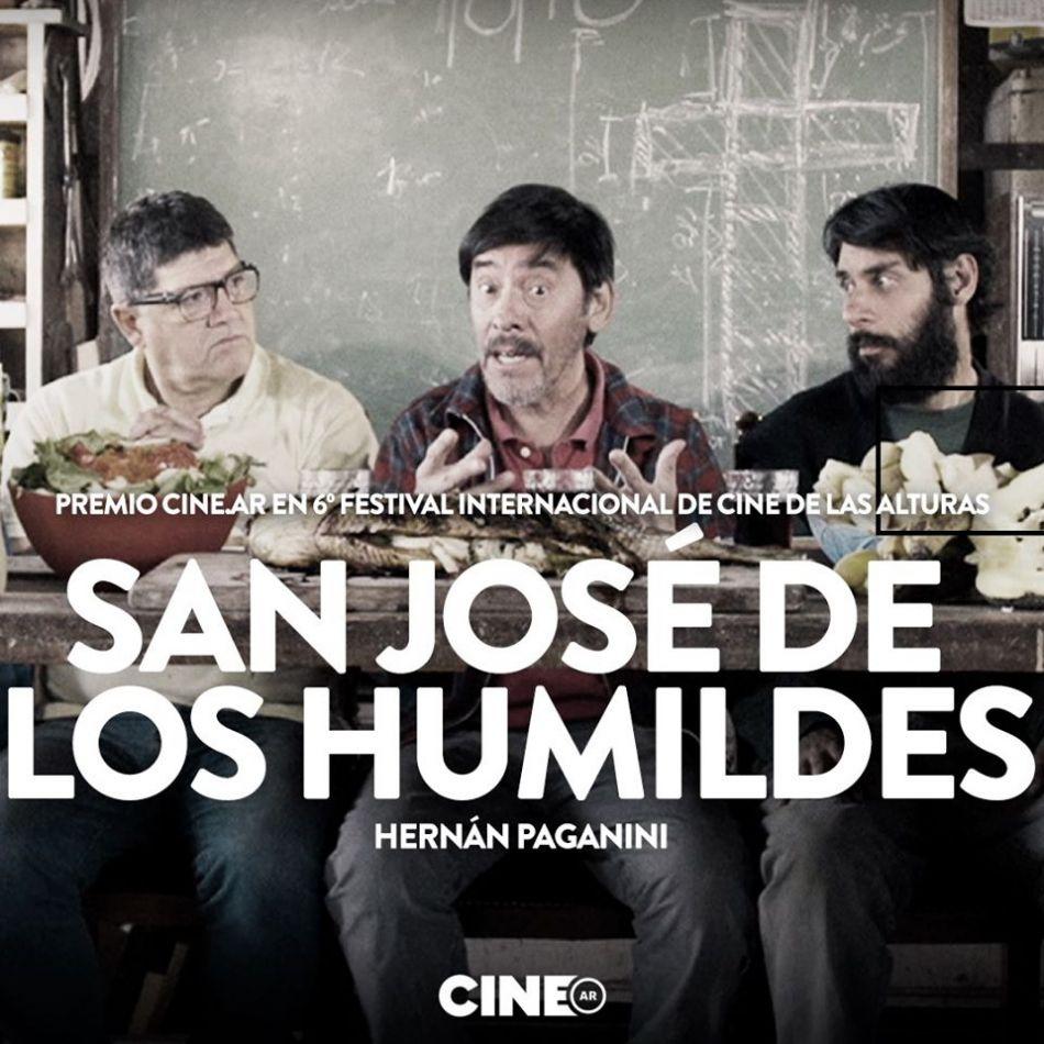 """Crónicas de la cuarentena: Cortometraje """"San José de los Humildes"""""""