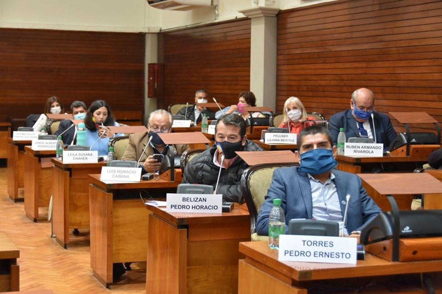 Foto: Legislatura de Jujuy