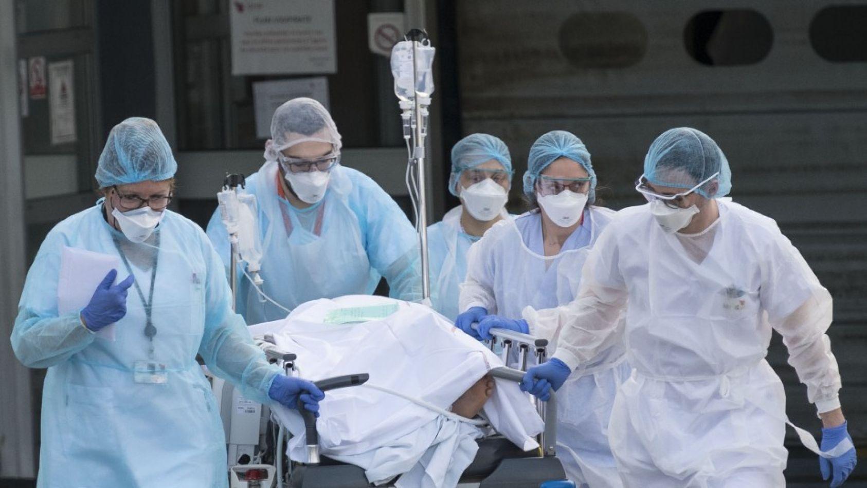 De 18 casos positivos informados hoy en Jujuy, 17 son trabajadores de la salud