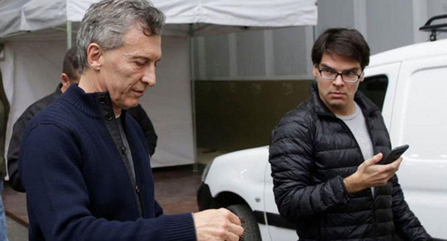 Caso Vicentín: los chats que complican al secretario de Macri en la entrega de créditos