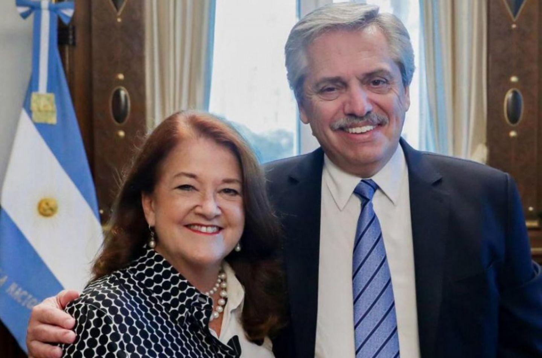 La primera ruptura del gobierno de Fernández: Alicia Castro presentó su renuncia indeclinable