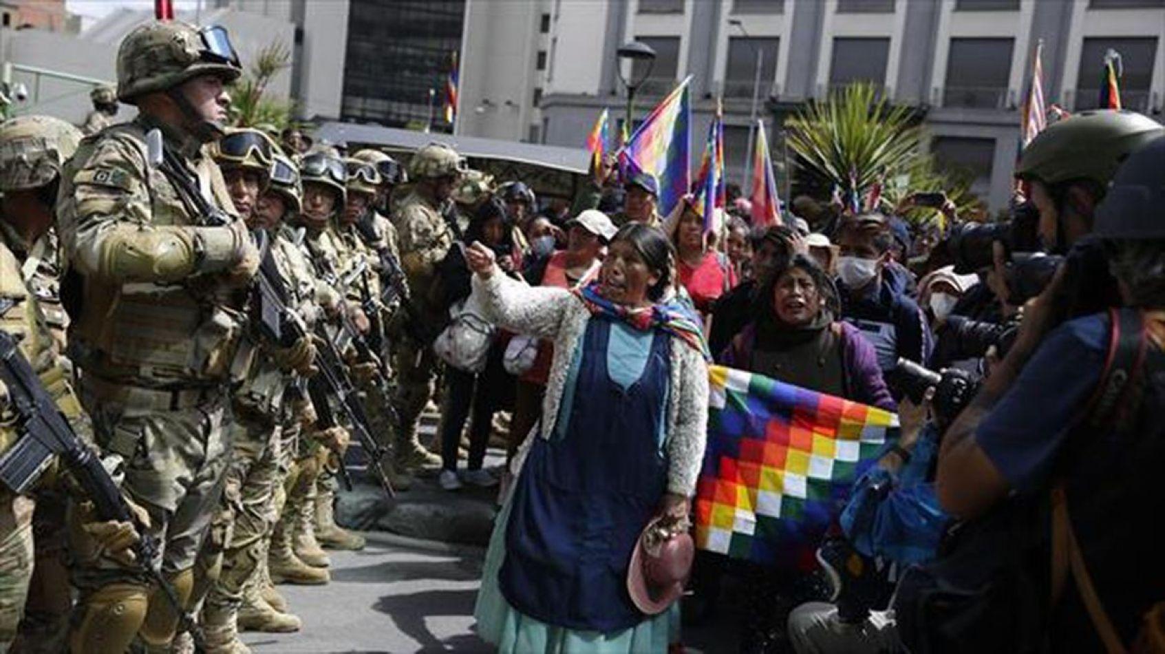 """""""Golpe en Bolivia: Washington ordenó, OEA ejecutó"""", el libro que revela los detalles del golpe en Bolivia"""