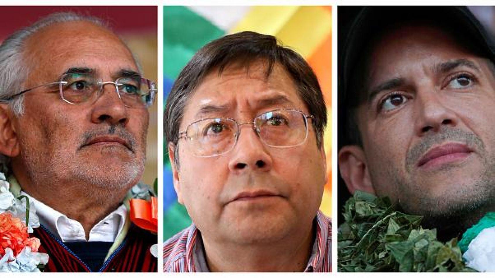 Se desarrollan las elecciones en Bolivia: Luis Arce por el MAS es el favorito