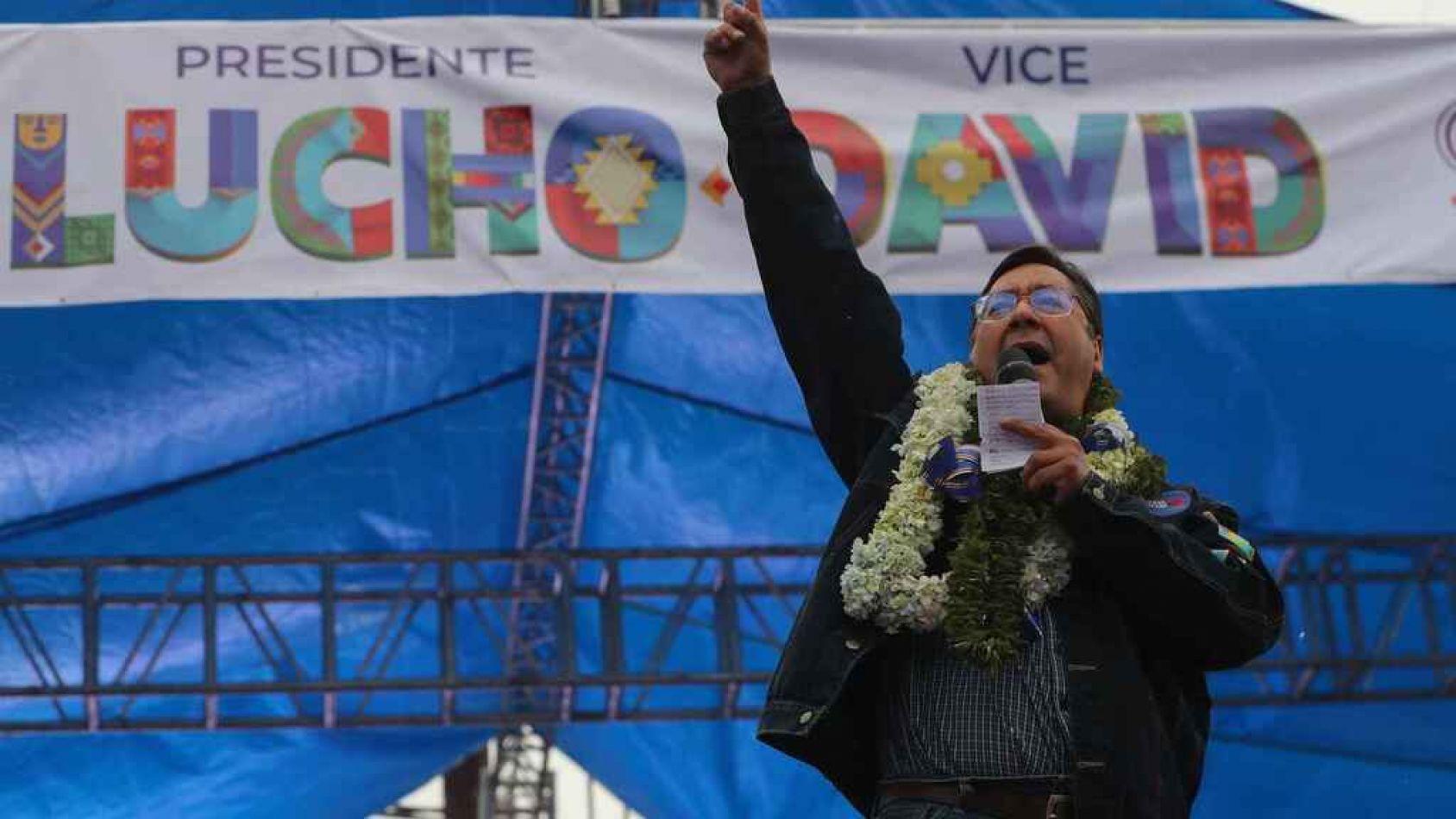 El nuevo presidente boliviano pidió la renuncia del titular de la OEA