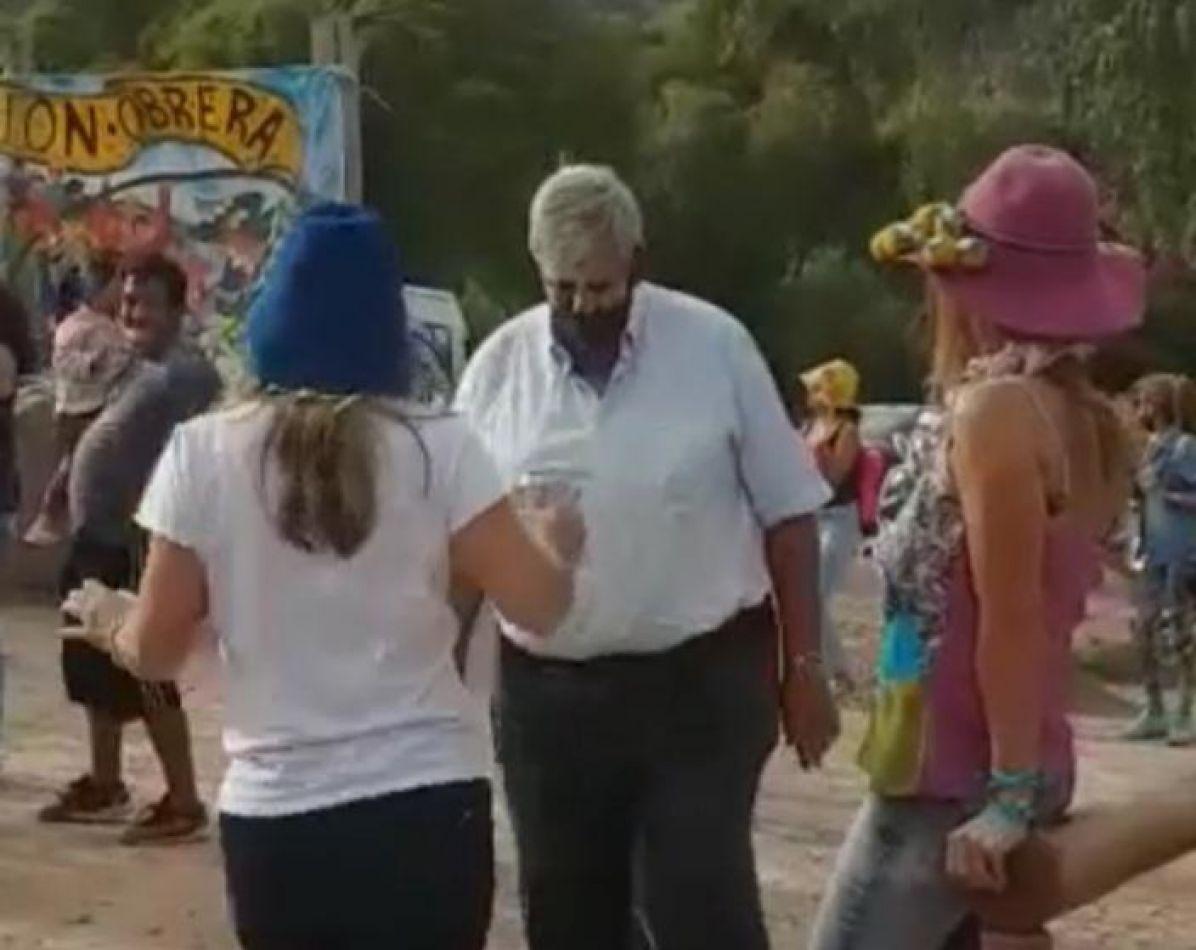 La ínfima multa que deberá pagar el vicegobernador por su baile en Carnaval