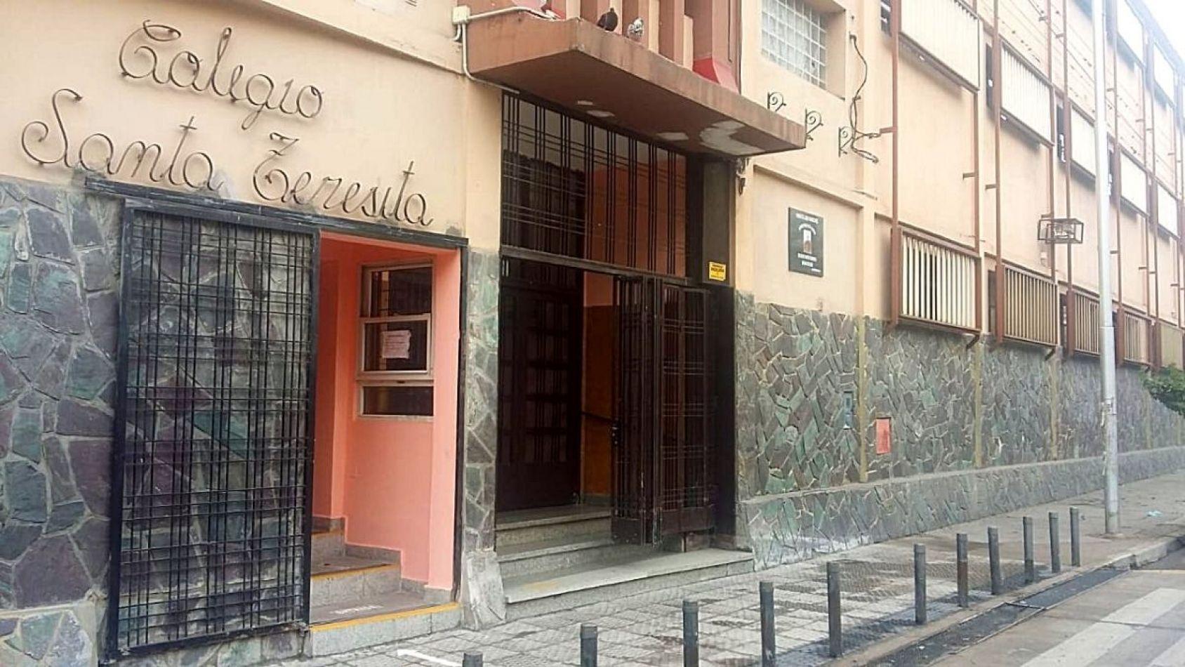 Covid-19: suspenden las clases en un grado de la Escuela Santa Teresita por un caso de contacto estrecho