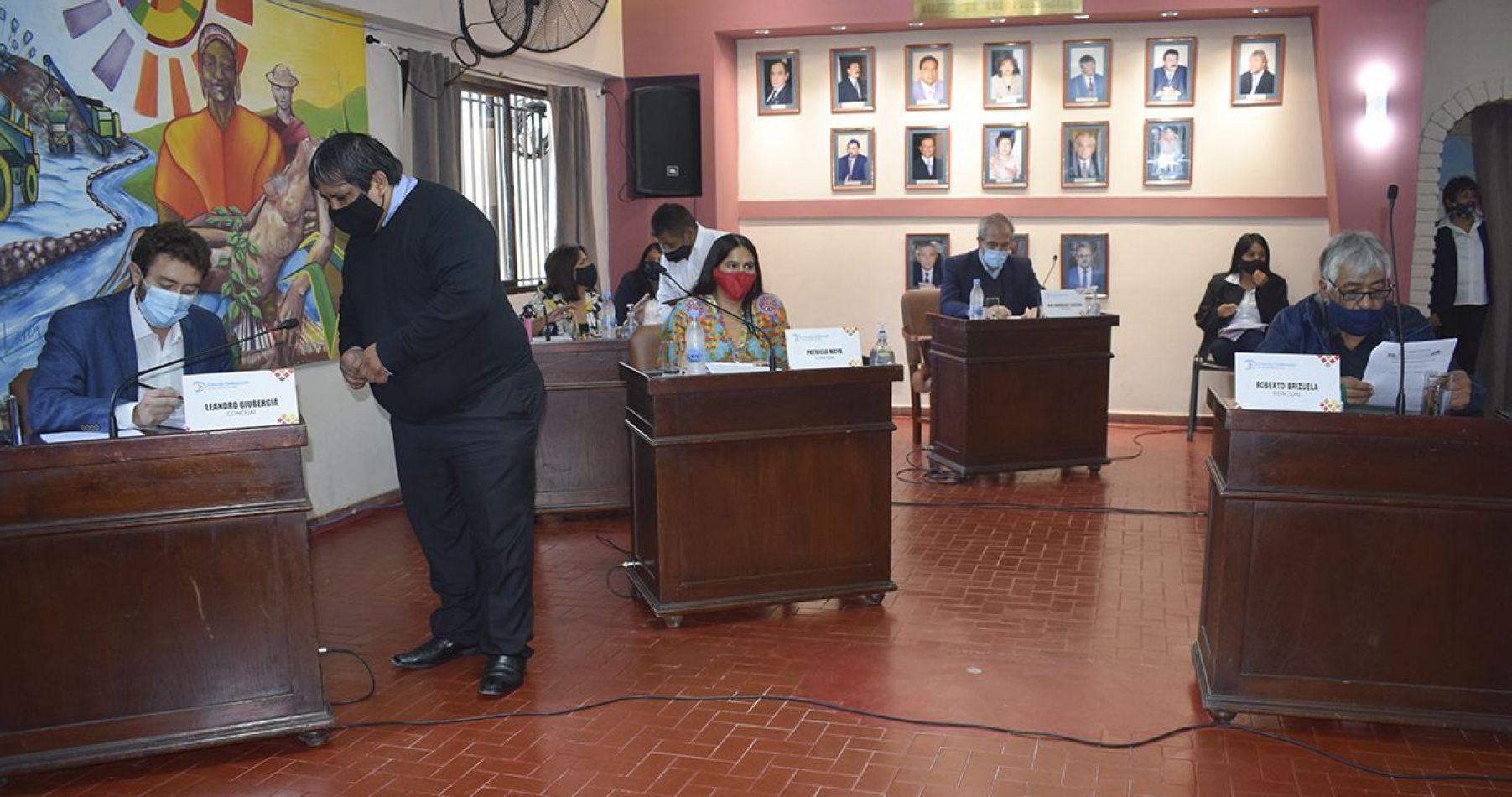 El Concejo Deliberante capitalino realizó primera sesión extraordinaria pero no trató temas