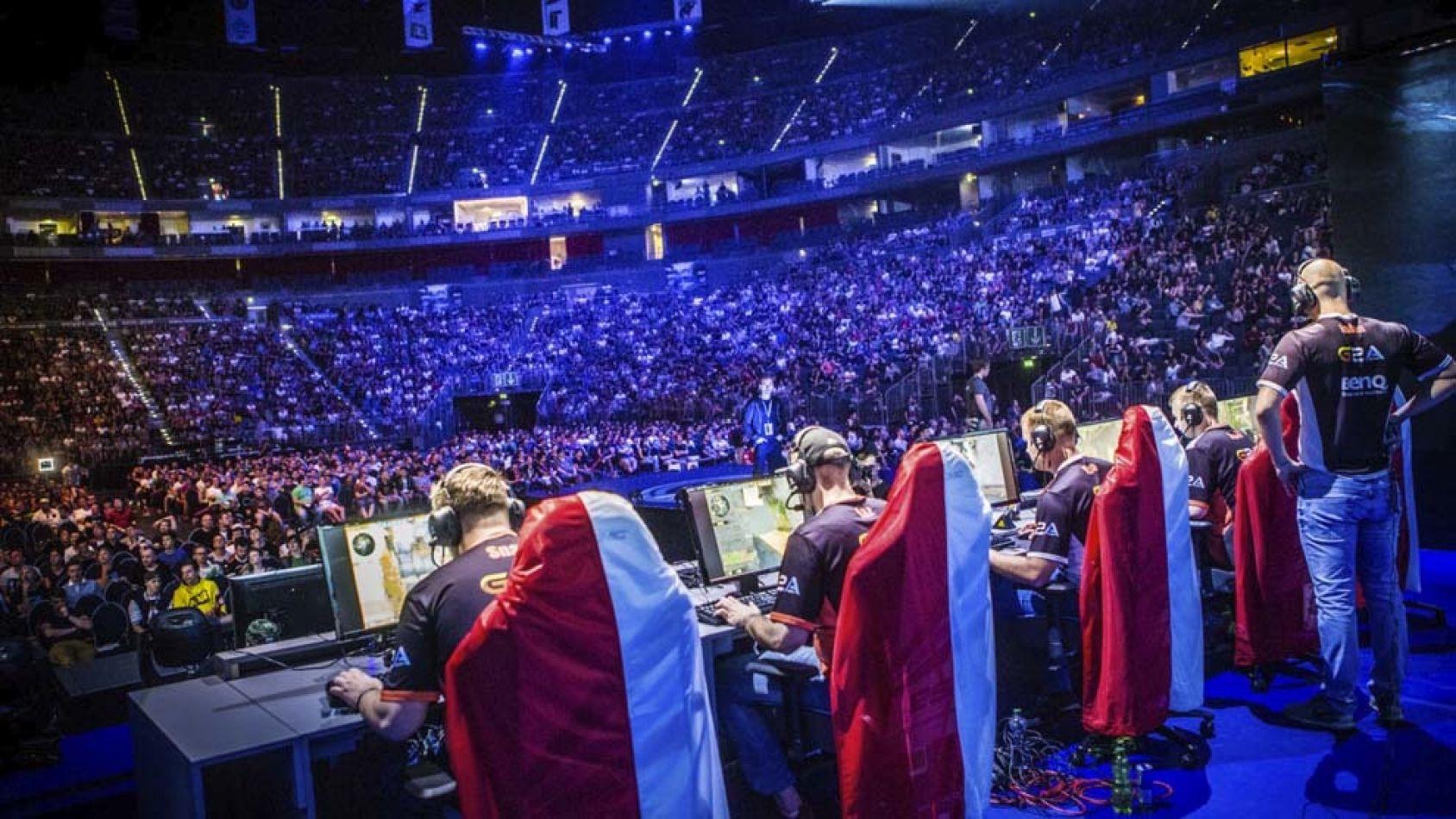 El prometedor futuro de los eSports