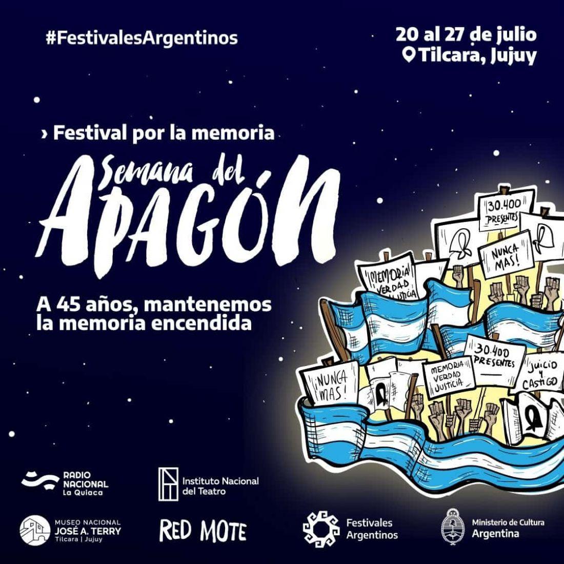 La memoria encendida: Festival por la Semana del Apagón en Tilcara