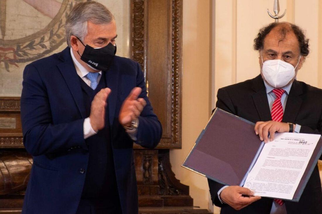 """Contrabando de material bélico a Bolivia: """"Gerardo Morales sabe más de lo que dice y tiene más responsabilidad de lo que parece"""""""