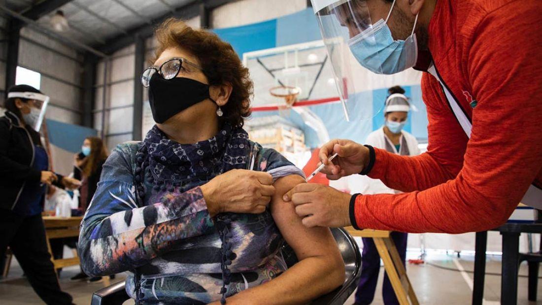 Argentina cerca de llegar a las 40 millones de dosis de vacunas contra el covid