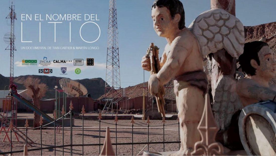 """""""En el nombre del litio"""", el documental sobre la lucha de las comunidades de Salinas Grandes"""