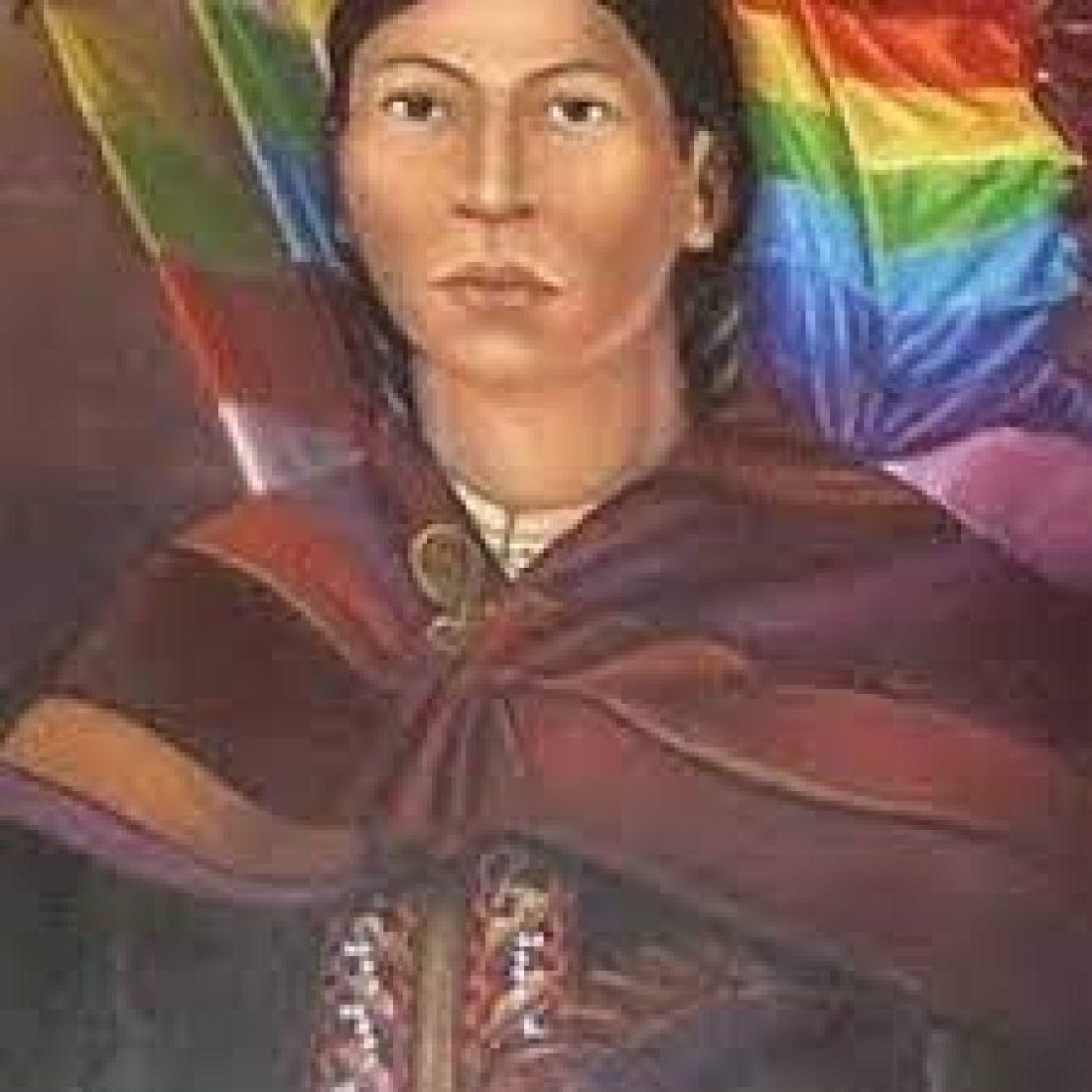 Bartolina Sisa: mantiene viva la espiritualidad, resistencia y rebeldía de los pueblos originarios