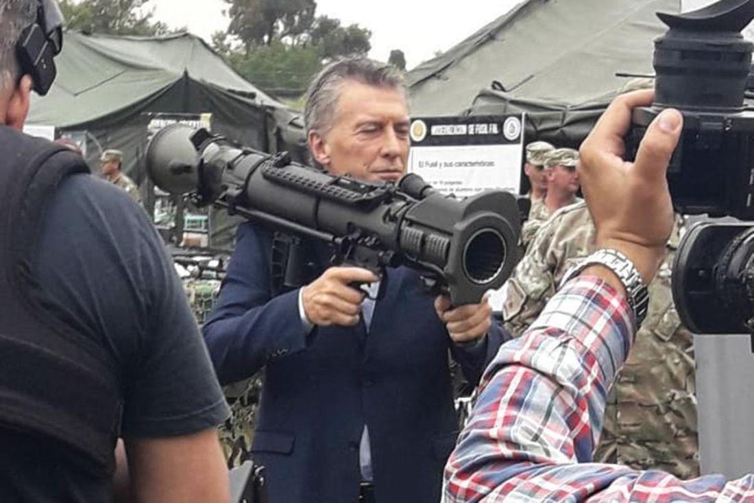 Macri y ex funcionarios cada vez más complicados, apareció un testigo de la llegada del arsenal a Bolivia