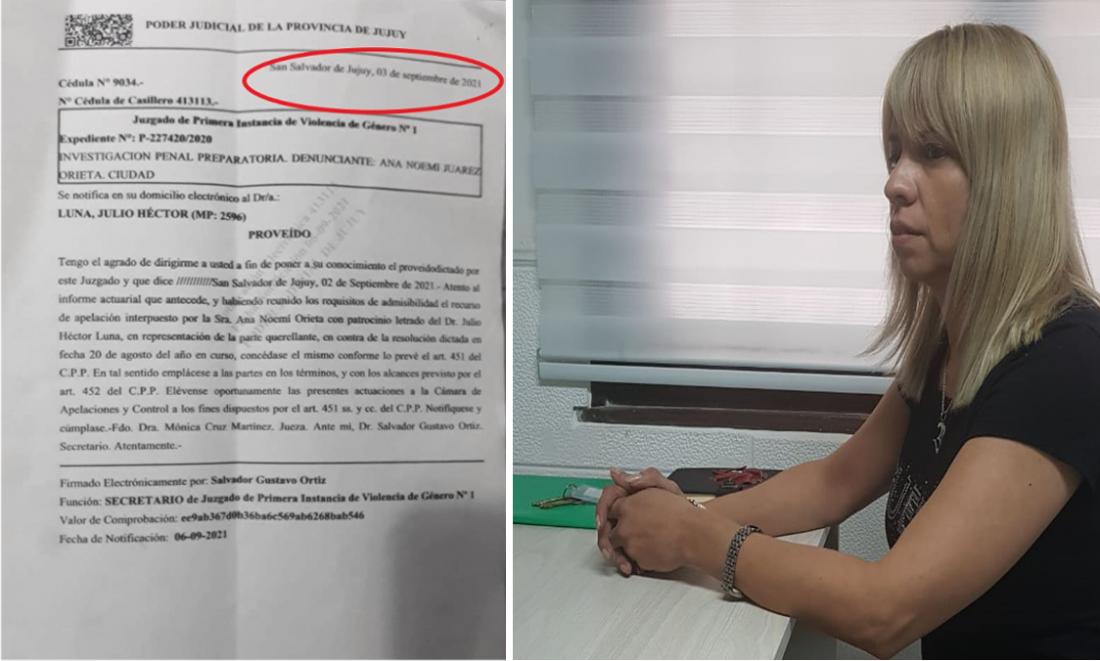 Que no, que sí: luego de rechazar las apelaciones, ahora jueza aceptó los pedidos de la víctima de abuso de Pablo Baca