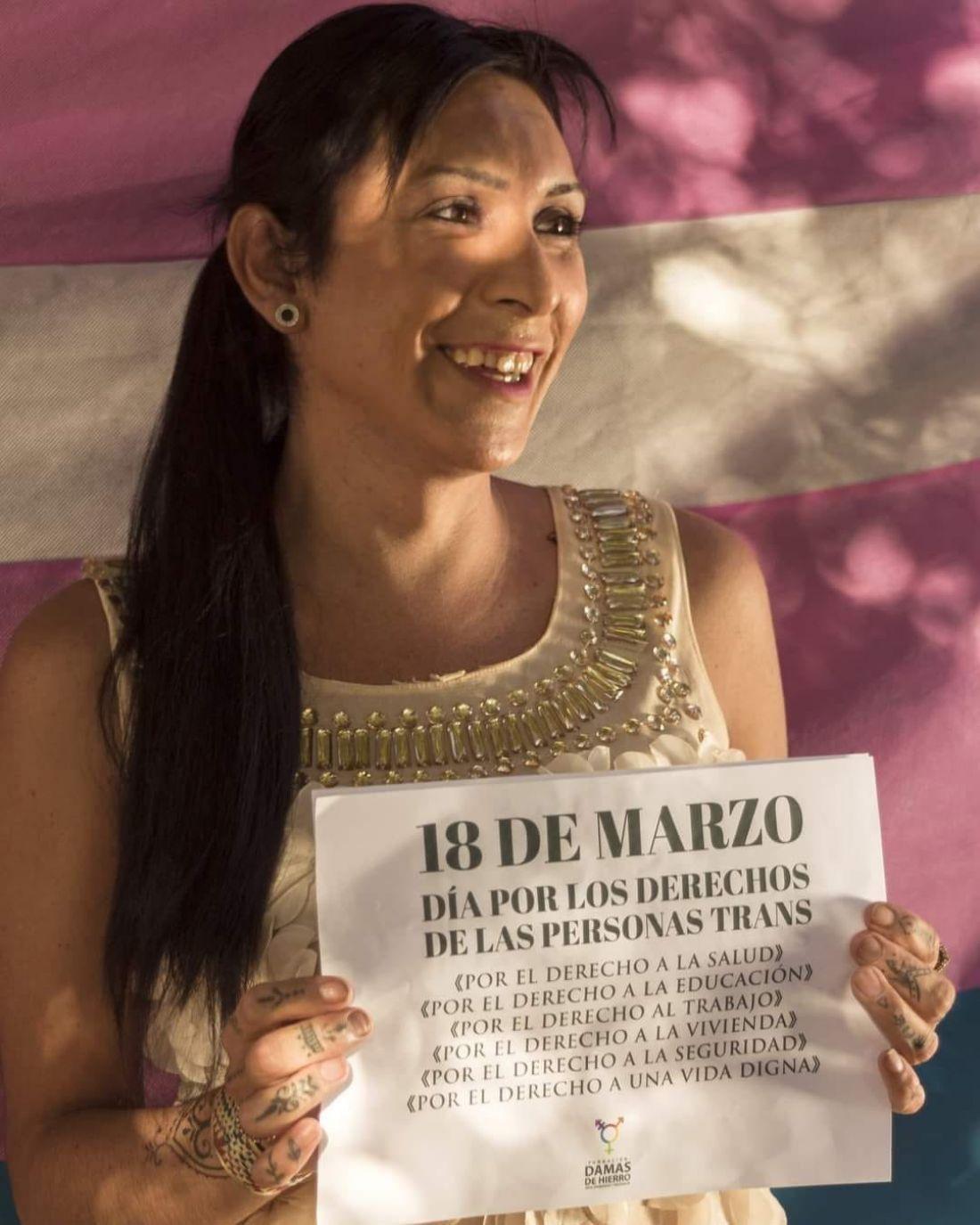 Vuela alto Lourdes lbarra, Falleció la referente y fundadora de Damas de Hierro