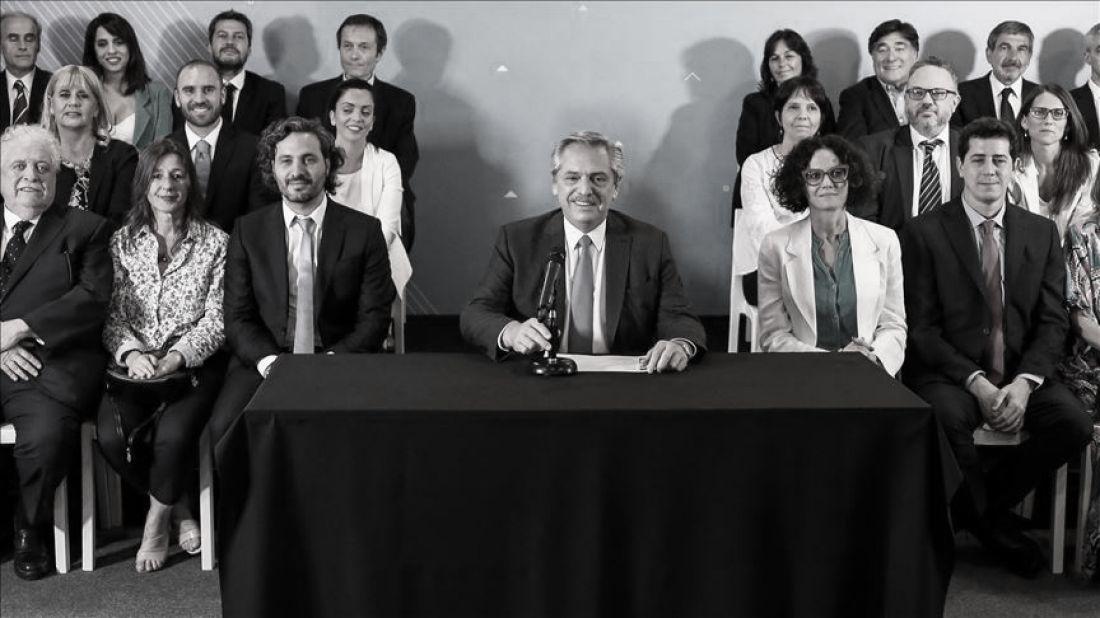 """""""Hay un Gabinete que no funciona"""", las duras críticas de Grabois al gobierno tras los resultados de las PASO"""