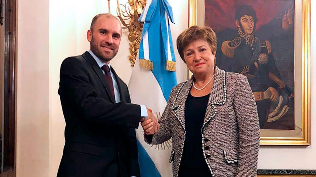 Argentina canceló el primer vencimiento con el FMI, desembolsó casi 1.900 millones de dólares