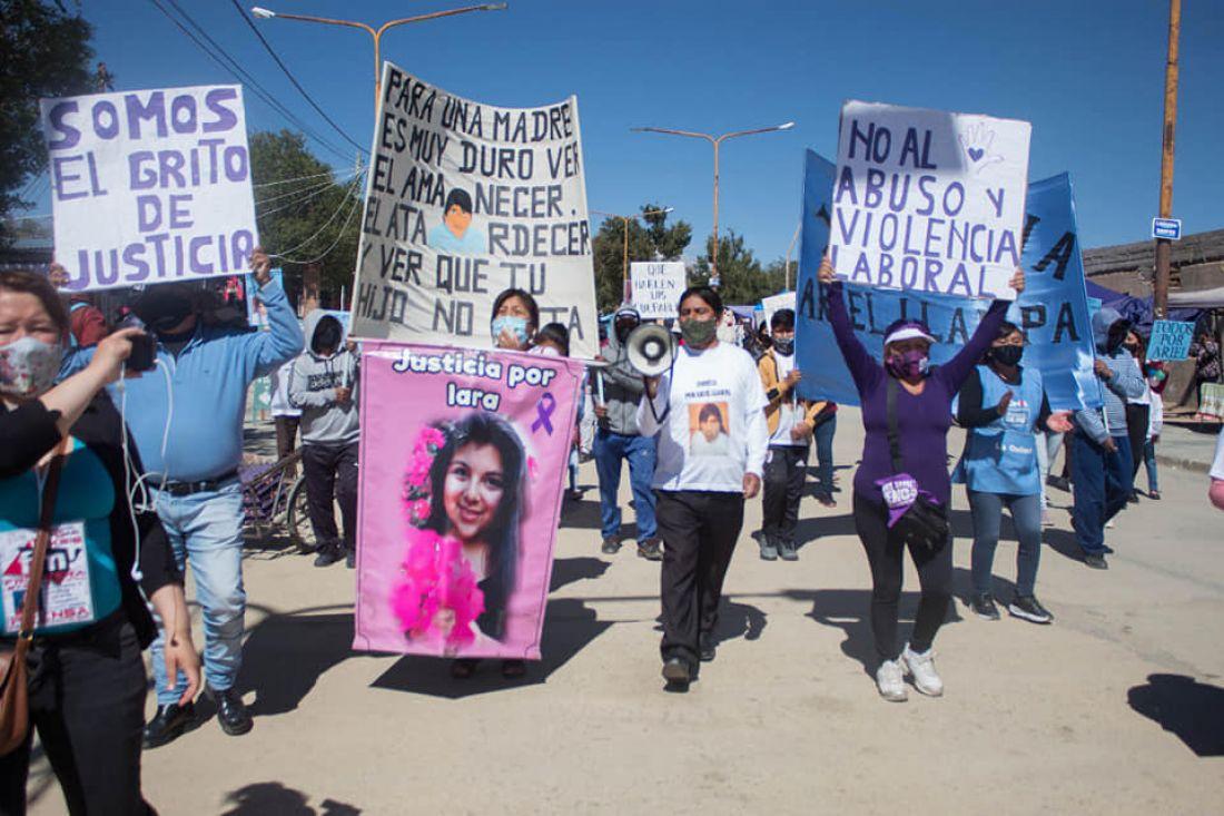 Un año sin Iara Rueda: marchas en toda la provincia al grito de justicia