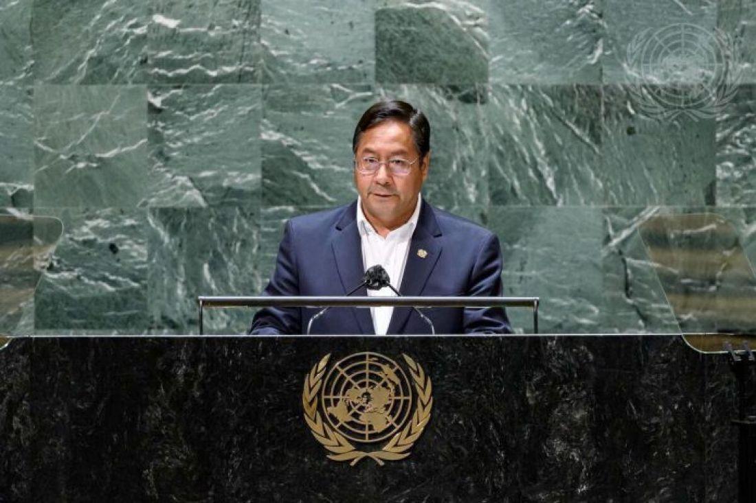 El presidente de Bolivia denunció apoyo del gobierno de Macri al golpe de Estado contra Evo Morales
