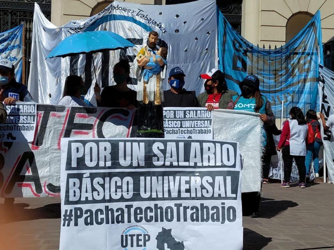 Organizaciones sociales redoblan la apuesta contra el gobierno: inician hoy una jornada de protesta que durará 4 días