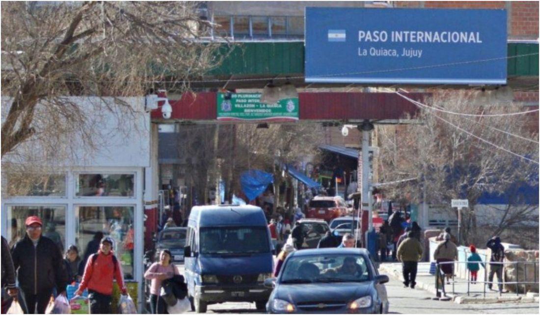 Desde hoy se reabre el paso fronterizo vecinal en La Quiaca-Villazón