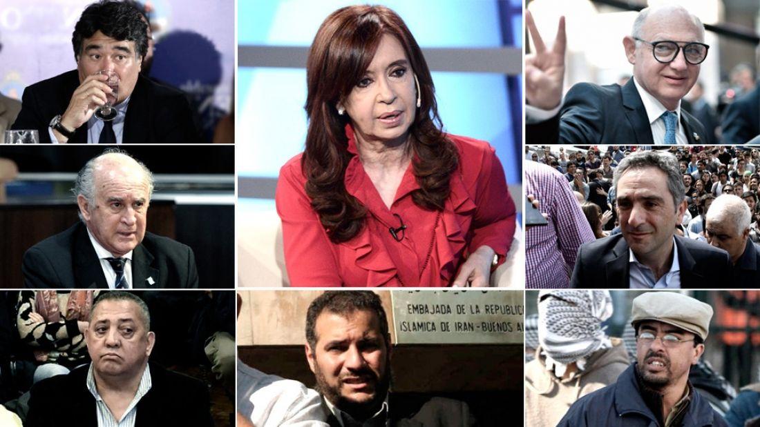 "Por ""inexistencia de delito"", la justicia sobreseyó a Cristina Fernández por la causa memorándum con Irán"