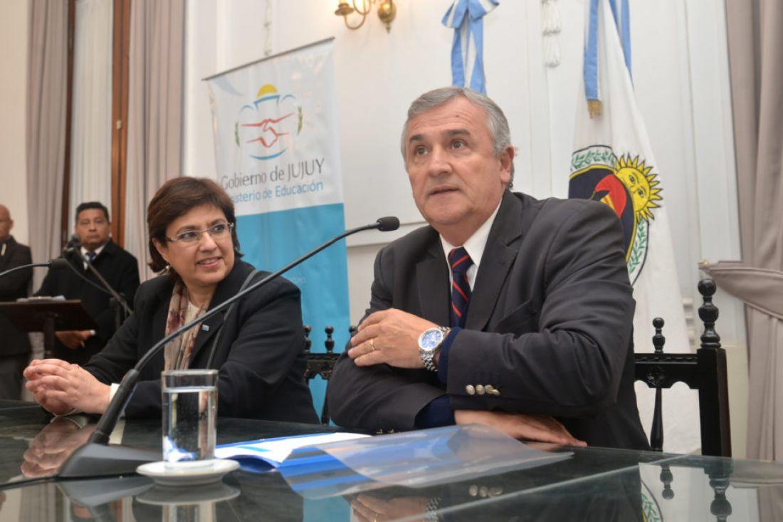 El lavado de cara de Morales a su Gabinete: Isolda Calsina deja el Ministerio de Educación, pero seguirá siendo funcionaria