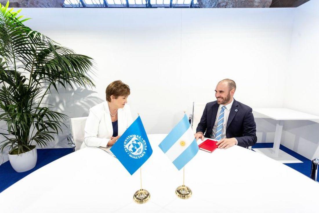 El FMI le devolverá a la Argentina los montos de las cuotas de intereses por el acuerdo stand by
